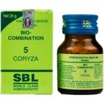 Medicines Mall - SBL Bio Combination 5 (25 GM) Biocombination / BC Tablets