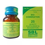 Medicines Mall - SBL Bio Combination 25 (450 GM) Biocombination / BC Tablets