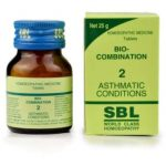Medicines Mall - SBL Bio Combination 2 (25 GM) Biocombination / BC Tablets