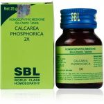 Medicines Mall - SBL Calcarea Phosphorica (3X) (25 GM) Biochemic / BC Tablets