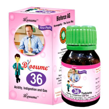 Medicines Mall - Bioforce Blooume 36 Gastronol (30 GM) Tablets