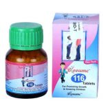 Medicines Mall - Bioforce Blooume 116 Gro T (30 GM) Tablets