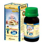 Medicines Mall - Bioforce Blooume 34 Weightosan (30 ML) Drops
