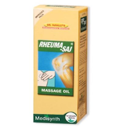 Medicines Mall - Medisynth Rheuma Saj (120 ML) Massage Oil