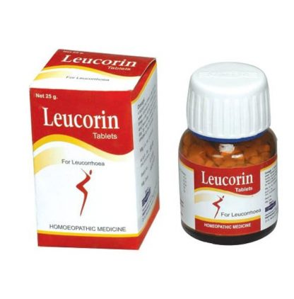 Medicines Mall - Hapdco Leucorin (25 GM) Tablets