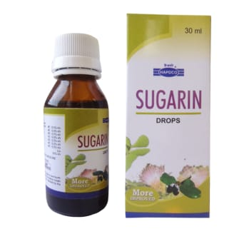 Medicines Mall - Hapdco Sugarin (30 ML) Drops