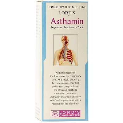 Medicines Mall - Lords Asthamin (450 ML) Syrup