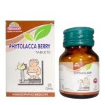 Medicines Mall - Allens Phytolacca Berry Fat Reducer (25 GM) Tablets
