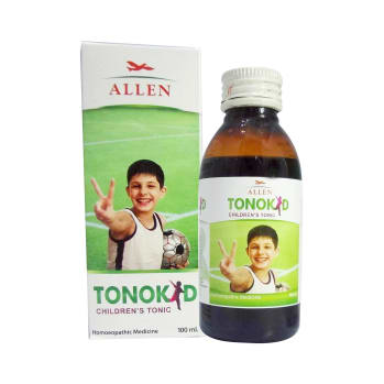 Medicines Mall - Allens Tonokid Childrens Tonic (100 ML) Syrup