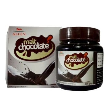 Medicines Mall - Allens Malt Chocolate Flavour (300 GM) Syrup