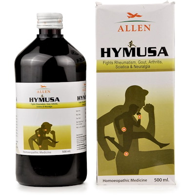 Medicines Mall - Allens Hymusa (450 ML) Syrup