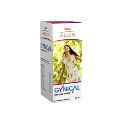 Medicines Mall - Allens Gynical (100 ML) Syrup