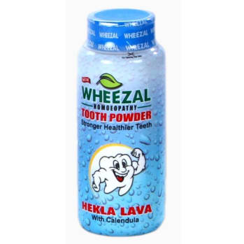 Medicines Mall - Wheezal Hekla Lava (100 GM) Tooth Powder