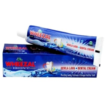 Medicines Mall - Wheezal Hekla Lava (100 GM) Tooth Paste