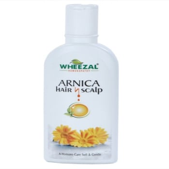Medicines Mall - Wheezal Arnica Hair Treatment (110 ML) Hair Oil