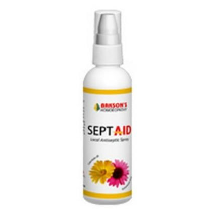 Medicines Mall - Baksons / Sunny  Sept Aid (100 ML) Spray