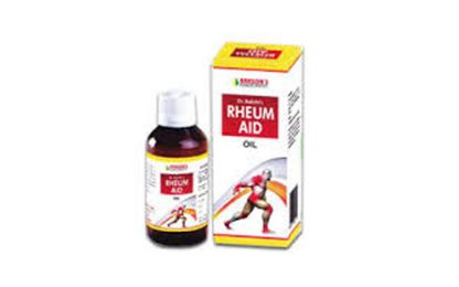 Medicines Mall - Baksons / Sunny  Rheum Aid (60 ML) Massage Oil