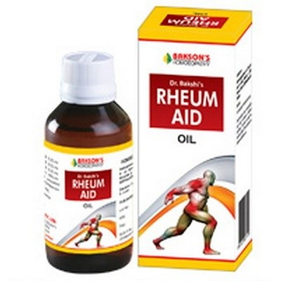 Medicines Mall - Baksons / Sunny  Rheum Aid (115 ML) Massage Oil