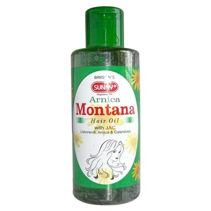 Medicines Mall - Baksons / Sunny  Arnica Montana (200 ML) Hair Oil