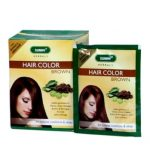 Medicines Mall - Baksons / Sunny  Herbal Hair Colour (Light Brown) (20 GM) Hair Color / Dye