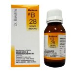 Medicines Mall - Baksons / Sunny  B28 / B 28 Weight (30 ML) Drops