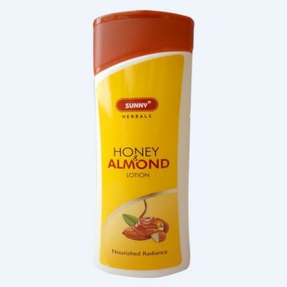 Medicines Mall - Baksons / Sunny  Honey & / and Almond Lotion (300 ML) Body Lotion