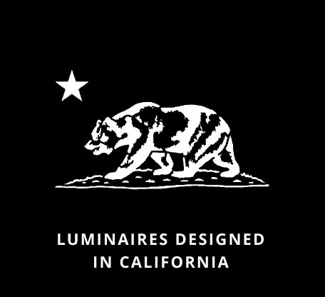 LUMINAIRES DESIGNED IN CALIFORNIA