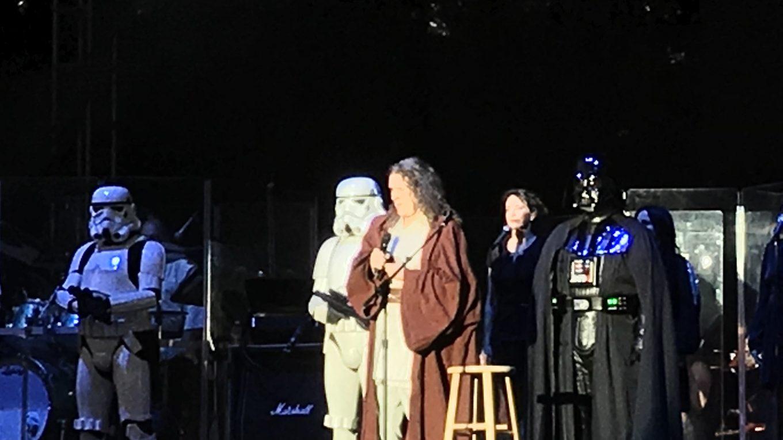 Weird Al in concert 2019