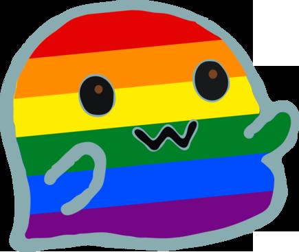 :BlobGhost_LGBT_L: