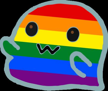 :BlobGhost_LGBT_R: