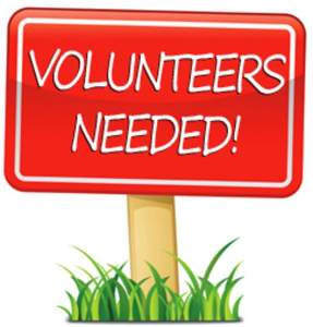 Got 30 minutes spare each week? Volunteer Today!