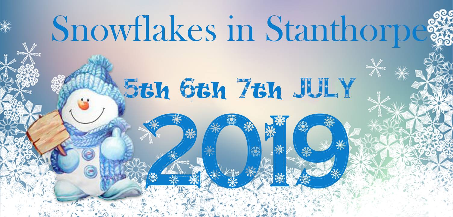 Snowflakes in Stanthorpe 2019 | Request for Volunteers