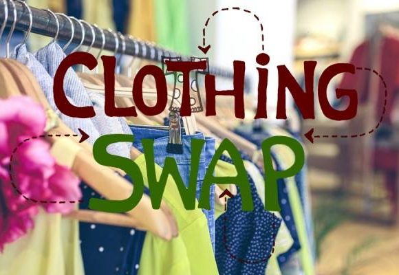 Clothes Swap | Warwick Baptist Hall on May 25th