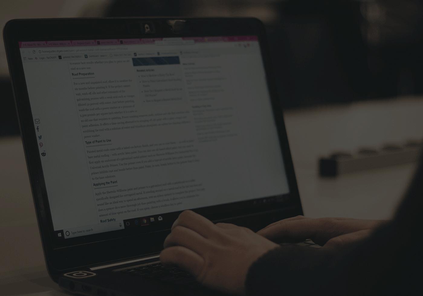 ¿Por qué una empresa necesita una página web?