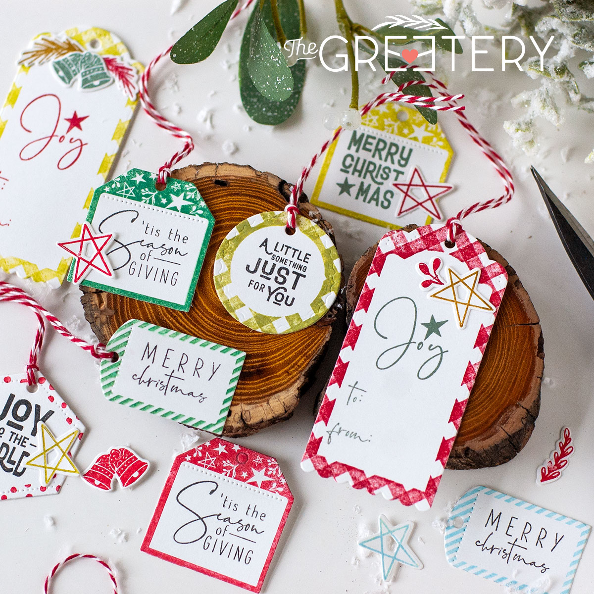 Speed Tagging Christmas