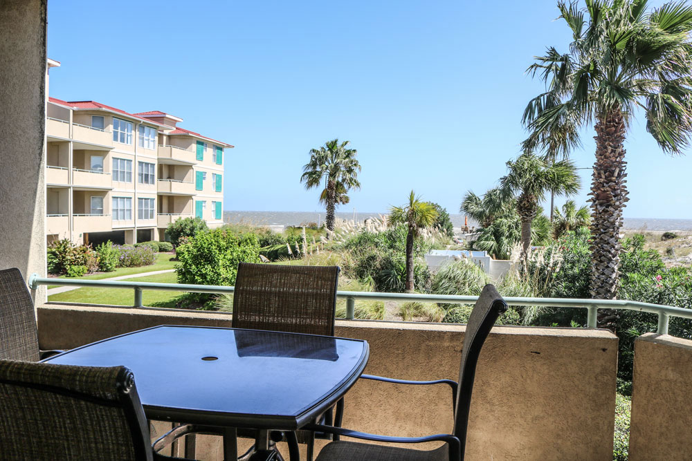 Desoto Condo Rental on Tybee Island