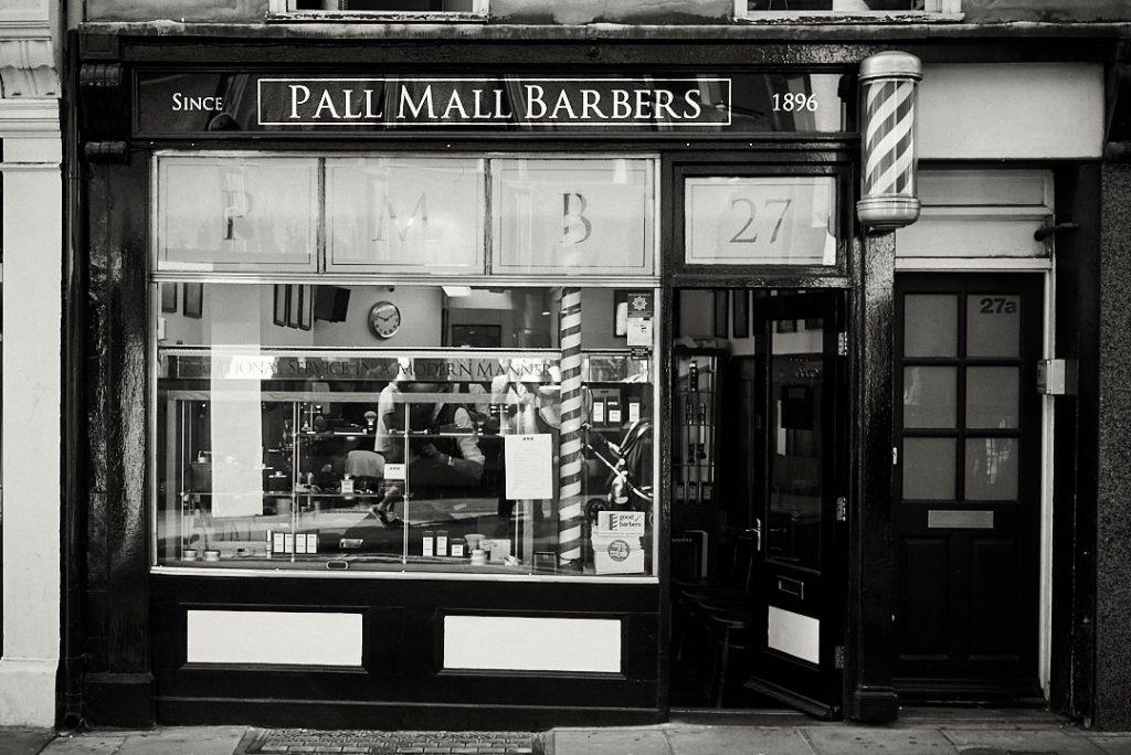 Best barbershop in Birmingham history   Pall Mall Barbers History