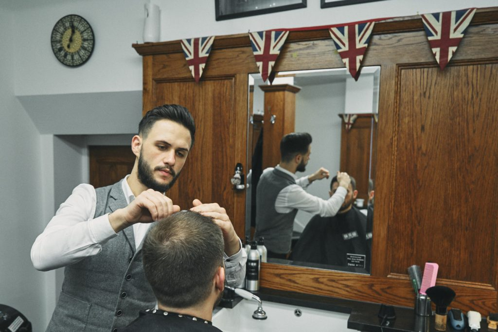 Best Barbershop near the Empire State Building