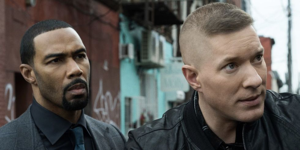 Get the Tommy Egan haircut from the best barbershop in New York