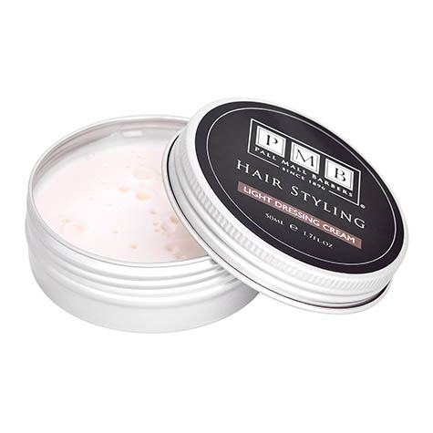 Light Dressing Cream | Hair Styling men products | Pall Mall Barbers