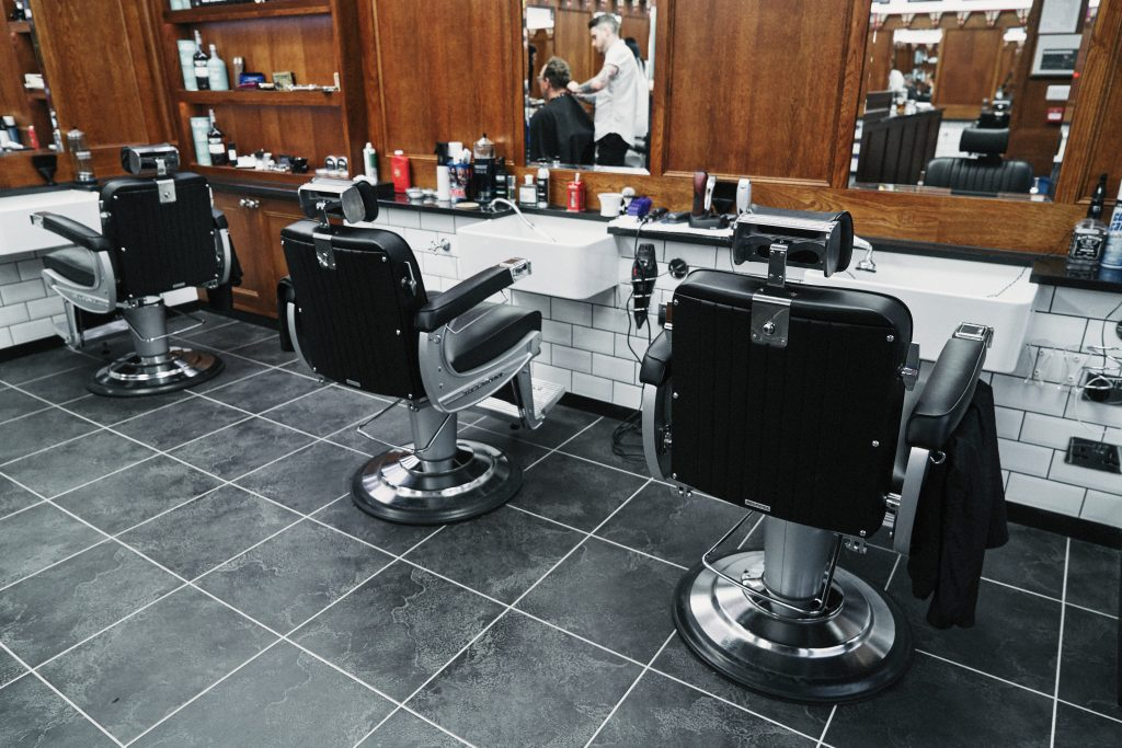 nearby barbers open now near Battery Park City