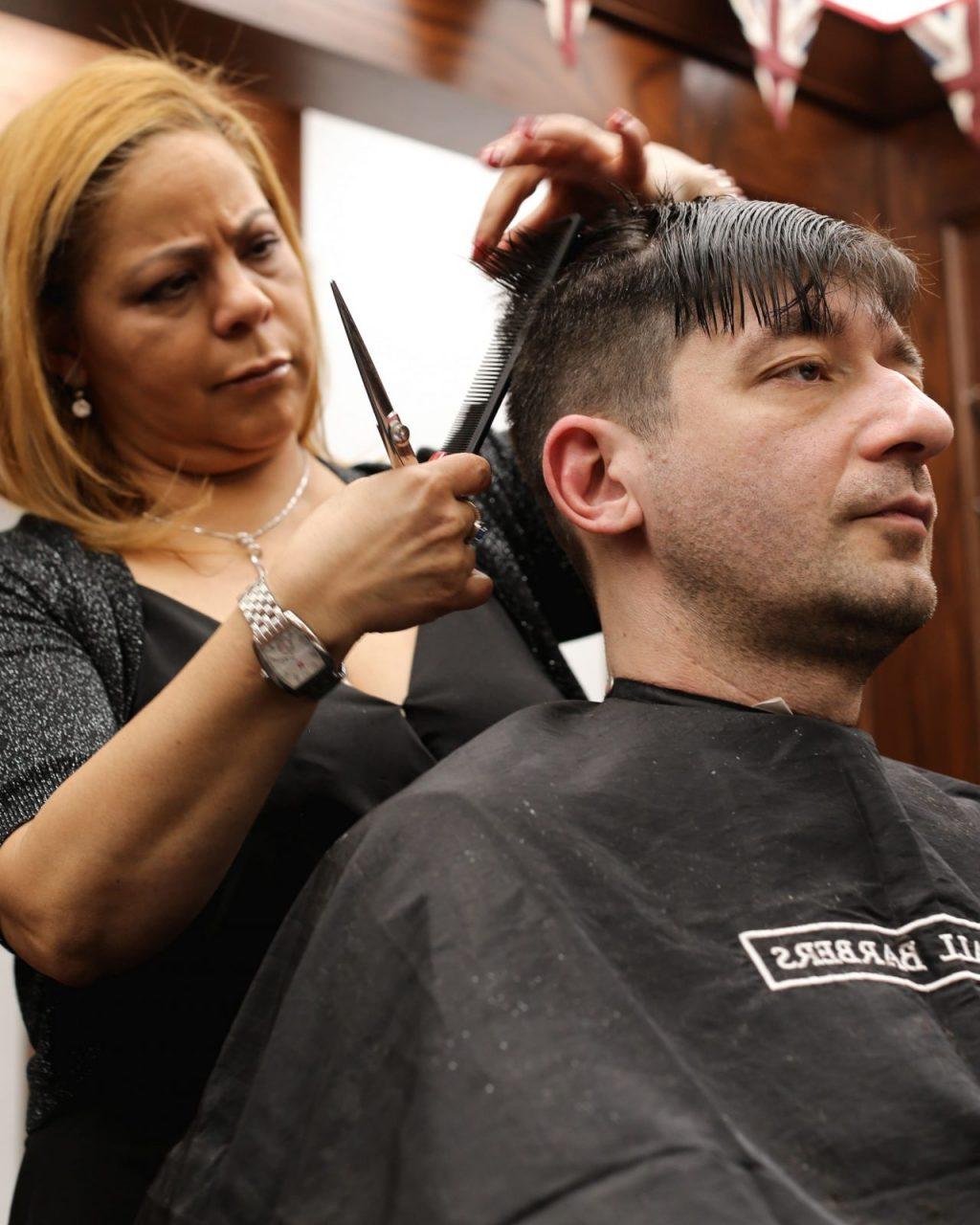 Meet Claribel | British Barbershop | Best barber NYC | Pall Mall Barbers