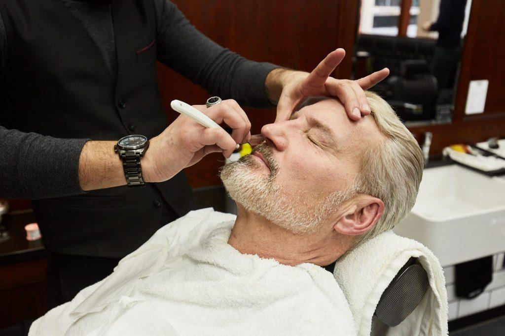 Best Haircut NYC | Barber Shop New York Manhattan | Pall Mall Barbers