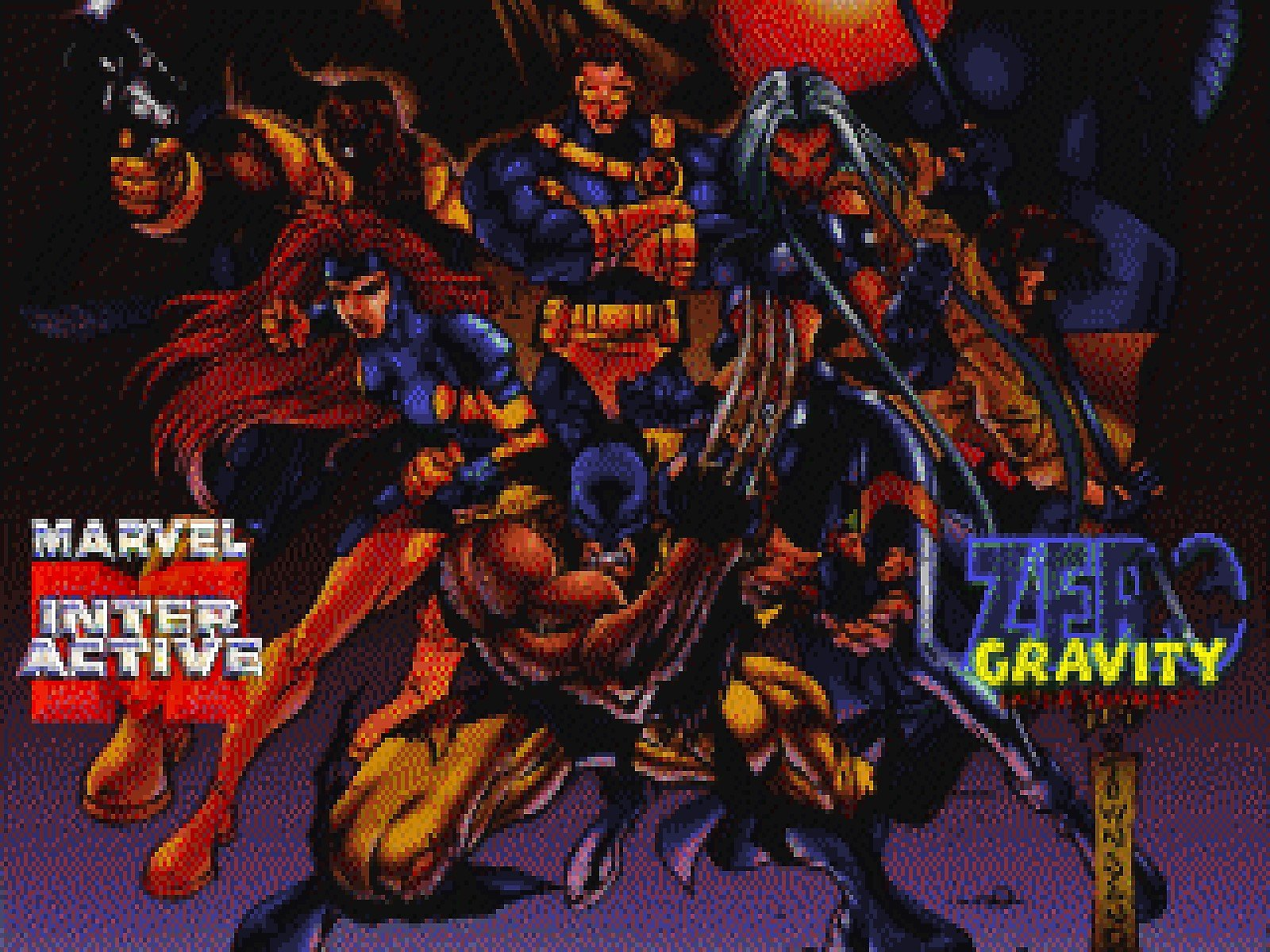 X-Men: The Ravages of Apocalypse soundtrack for freeware