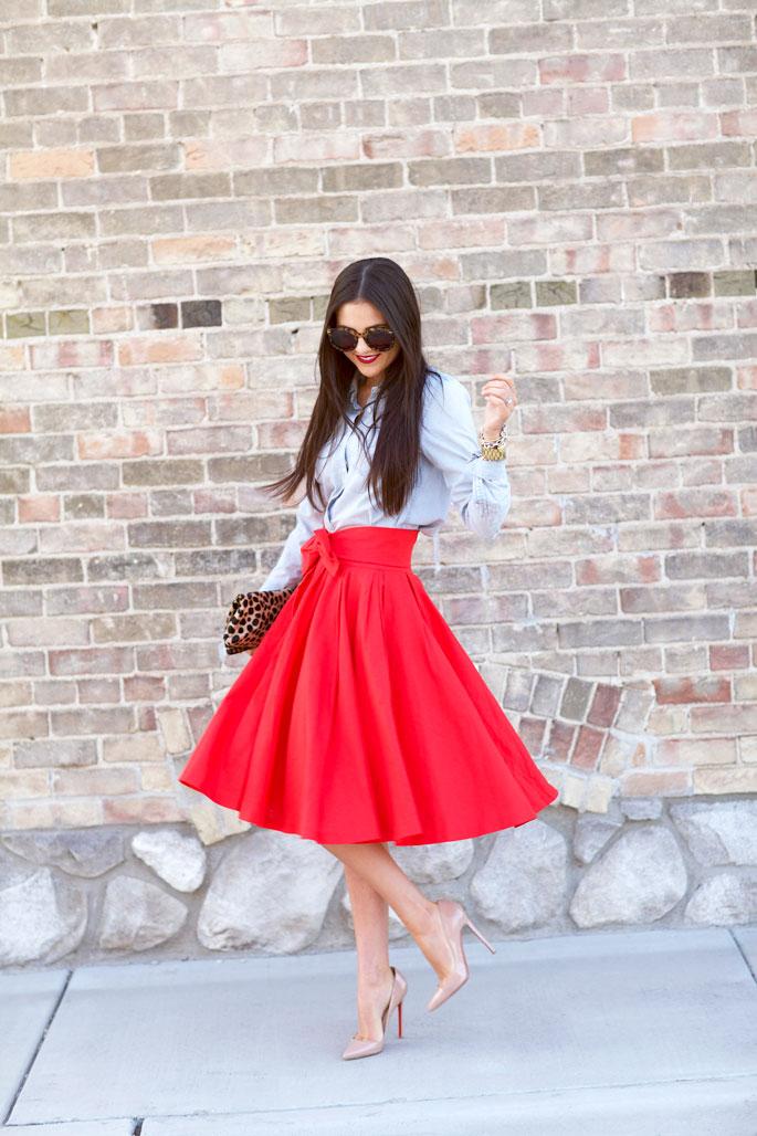 asos-red-midi-skirt