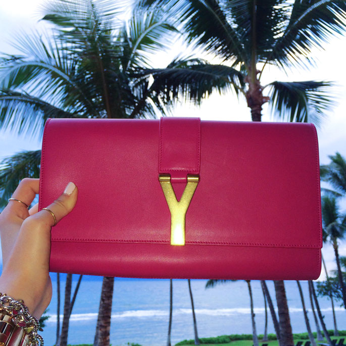 pink-ysl-clutch