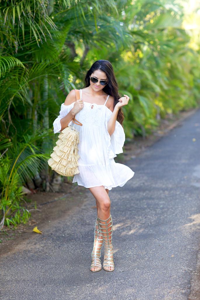 roxy-white-beach-dress