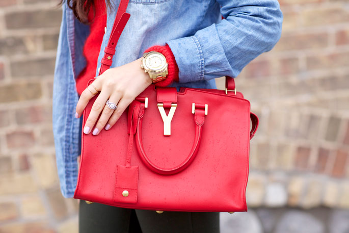 red-ysl-designer-bag