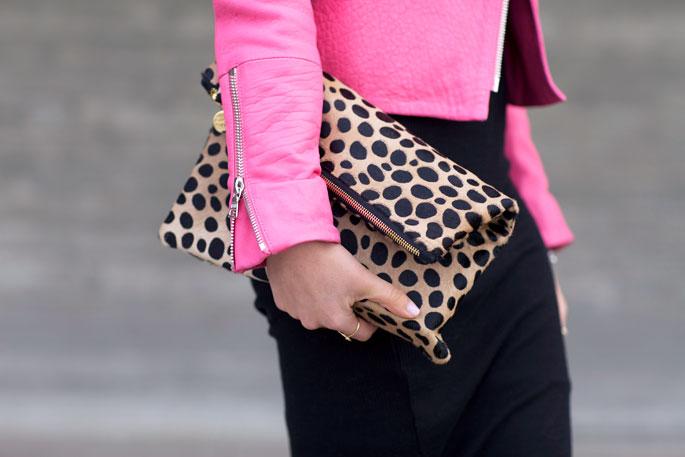 leopard-calf-hair-clare-vivier-clutch