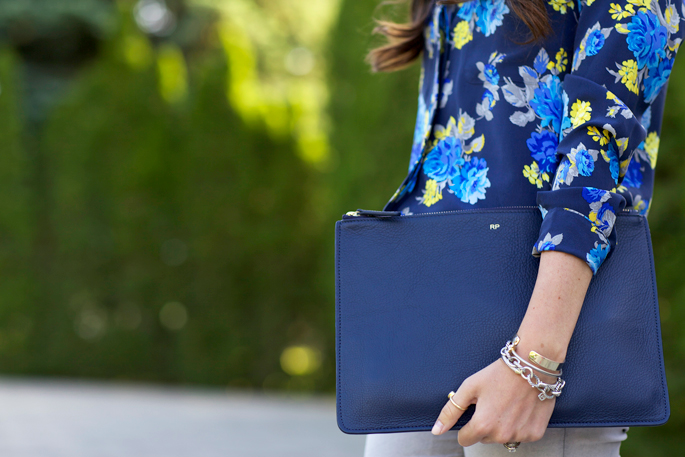 navy-blue-gold-monogram-clutch